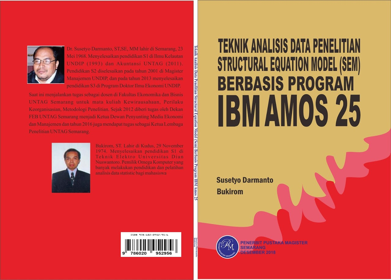 Buku Teknik Analisis Data SEM Amos